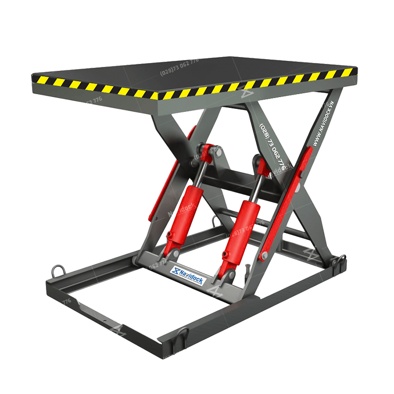 Drawings-Hydraulic-scissor-table-lifter