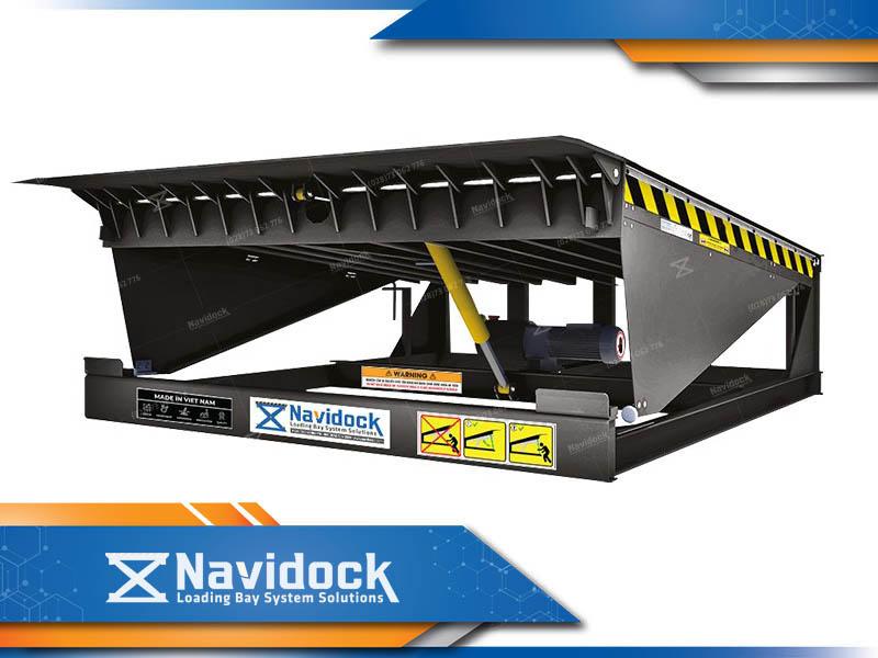 hydraulic-dock-leveler