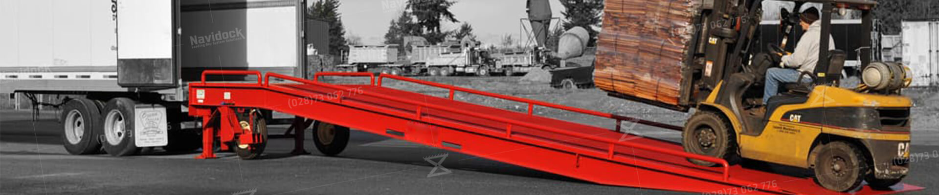 Mobile Ramp NaviDock