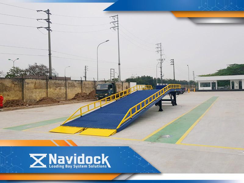 Địa chỉ sản xuất cầu dẫn hàng container