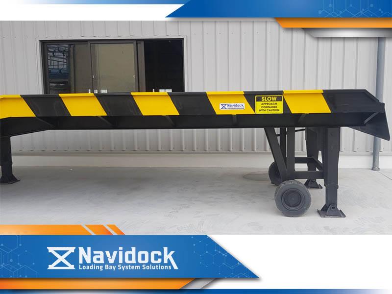 Navidock – địa chỉ cung cấp cầu dẫn container uy tín