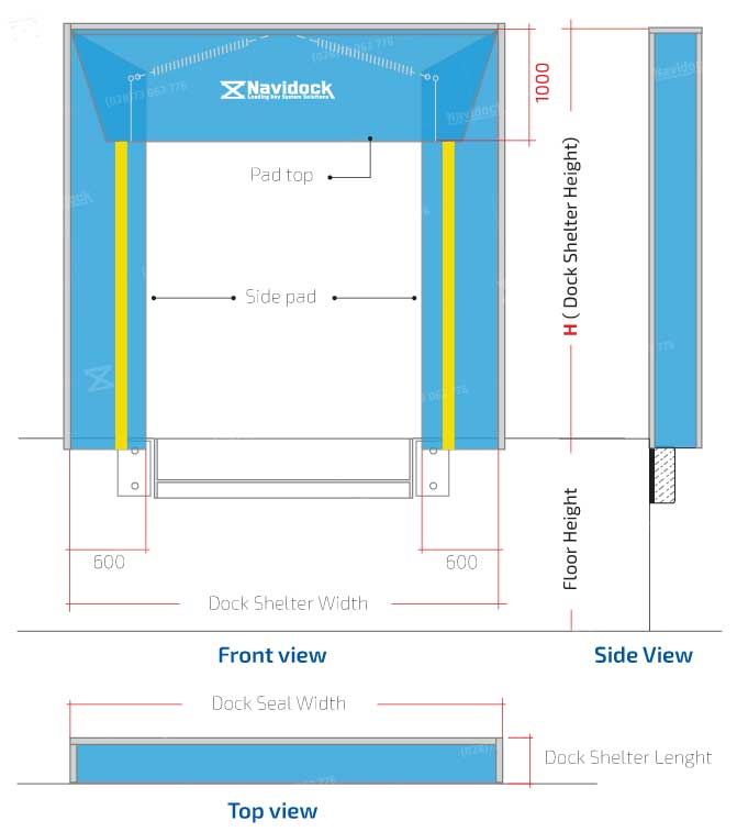 Technical-specification-dock-shelter
