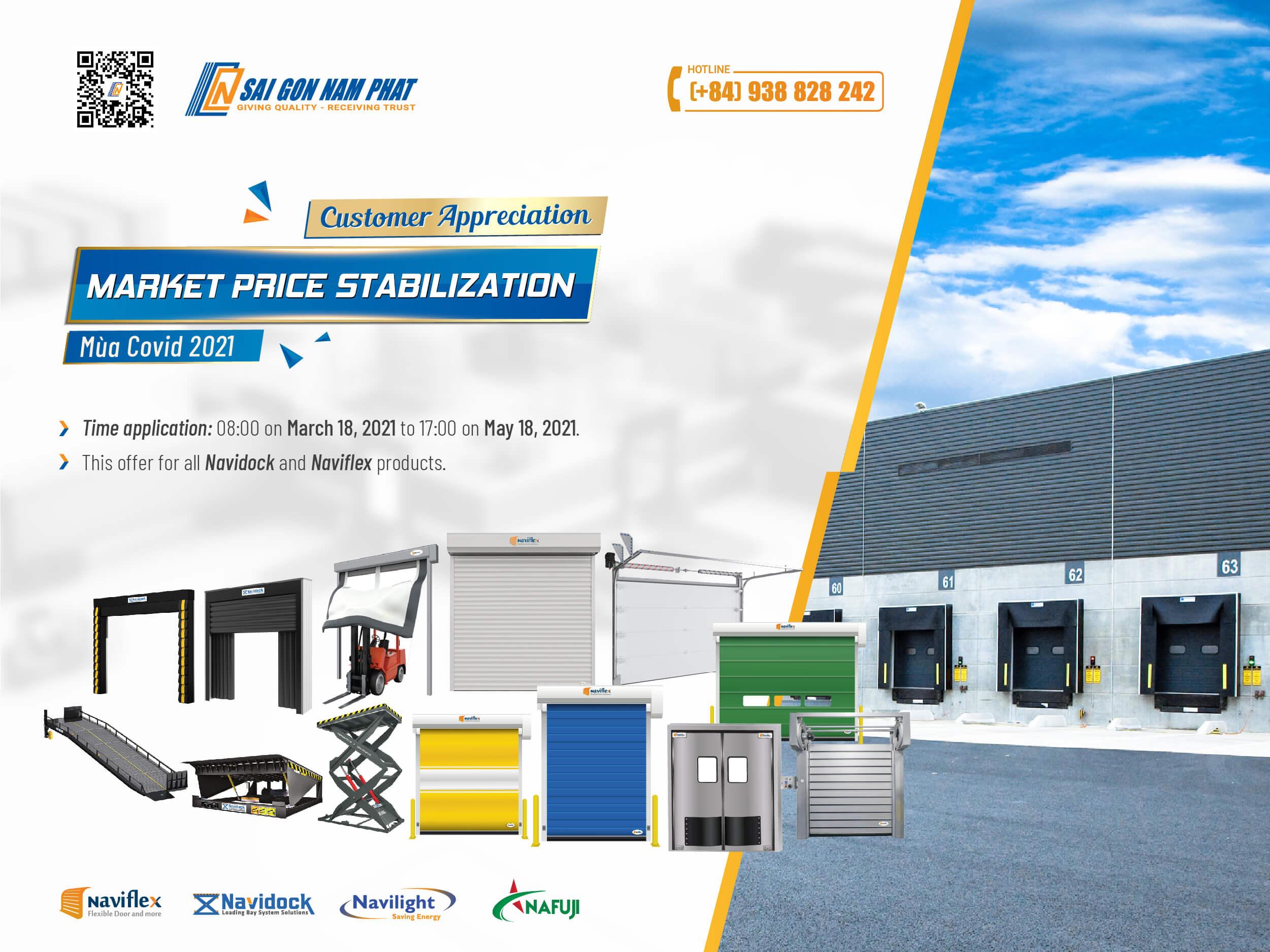 Program-Customer-Appreciation-Market-Price-Stabilization in Covid